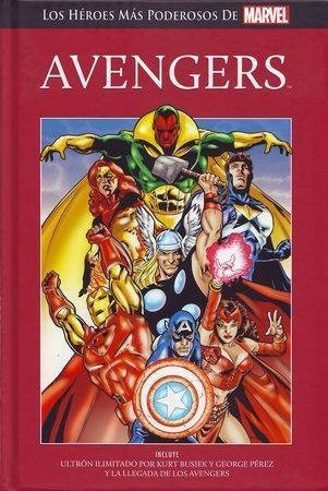 coleccion  salvat   héroes marvel