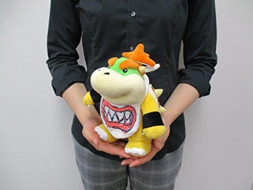 Coleccion Sanei Super Mario All Star 8 Bowser Jr Plush