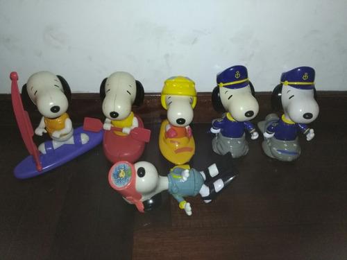 colección snoopy mcdonalds