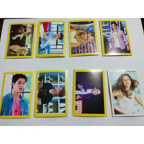 Coleccion Soy Luna Album Panini Disney Lote 44 Estampas