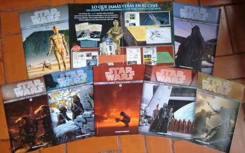 coleccion star wars lucas film ajedrez