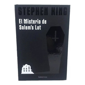 Coleccion Stephen King El Misterio De Salem Lot Libro T Dura