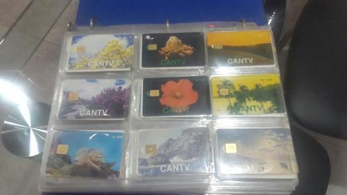 colección tarjetas telefónicas cantv otras hobbies