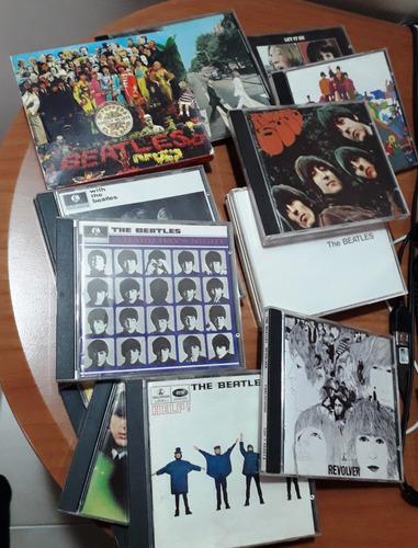 colección the beatles cds...todos