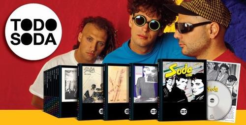 colección todo soda - soda stereo