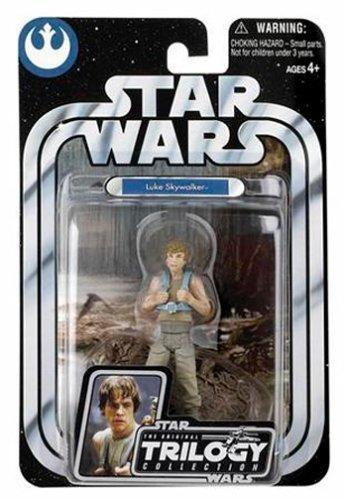 colección trilogía original de star wars luke skywalker (ca