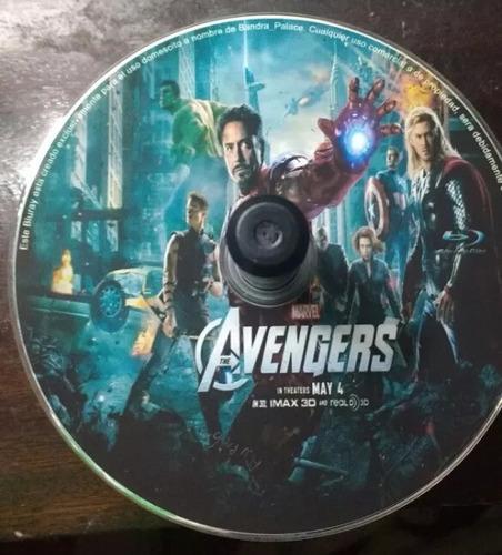 coleccion universo cinematografico de marvel en bluray