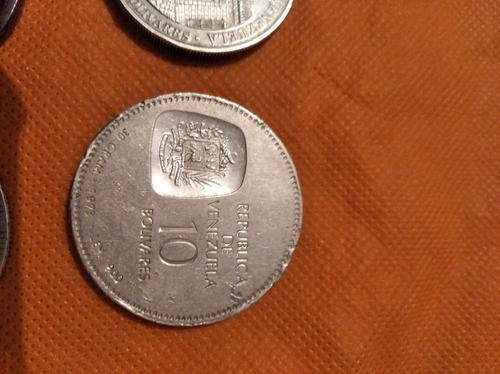 colección venezolano monedas