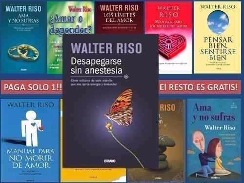 coleccion walter riso 12 libros pdf digital