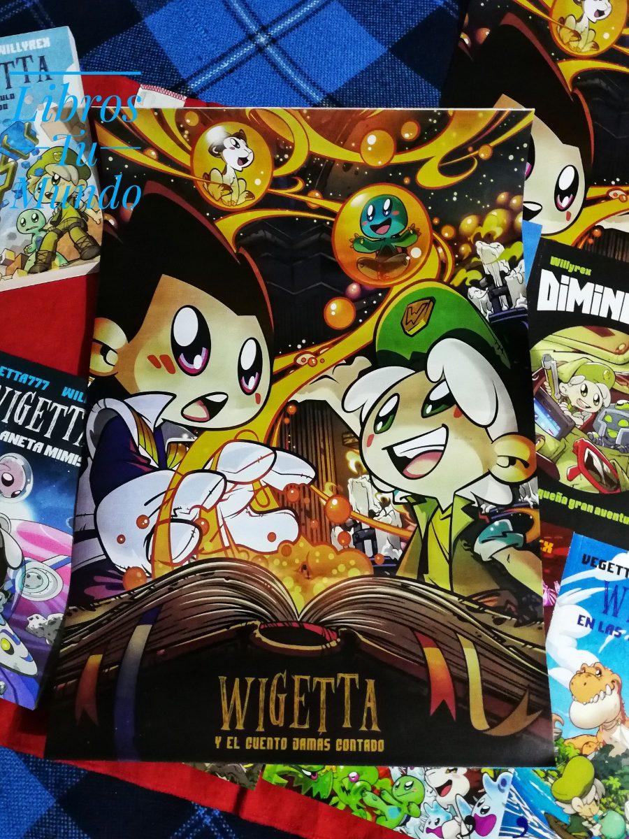 Coleccion Wigetta 8 Libros Al Mejor Precio Poster Gratis