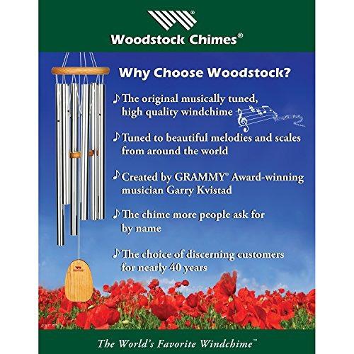 colección woodstock trio zenergy chime eastern energies