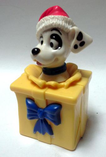 coleccionable juguete mcdonald's 1996 101 dálmatas n° 5