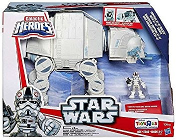 coleccionable star wars, galactic heroes, exclusivo imperia