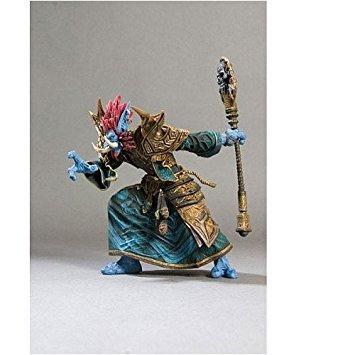 coleccionable world of warcraft 2 troll sacerdote zabra fig