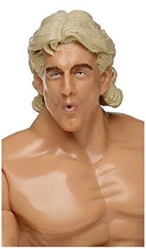 coleccionable wwe classic series 2 ric flair lucha figura
