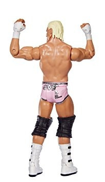 coleccionable wwe series #38 - #20 dolph ziggler figure