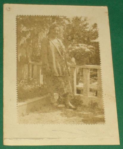 coleccionable y antigua cartolina postale italiana / años 50