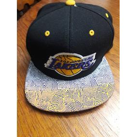 ee3ad99cb4c7b Gorra Lakers Los Angeles Hardwood Classics Nba Coleccion en Mercado ...