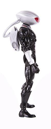 coleccionables dc essentials: negro manta figura acción