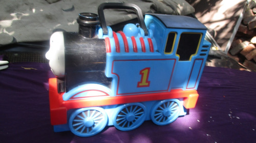 coleccionador de trenes grandes thomas y sus amigos