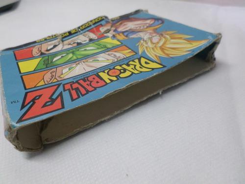 coleccionador postales dragon ball z caja