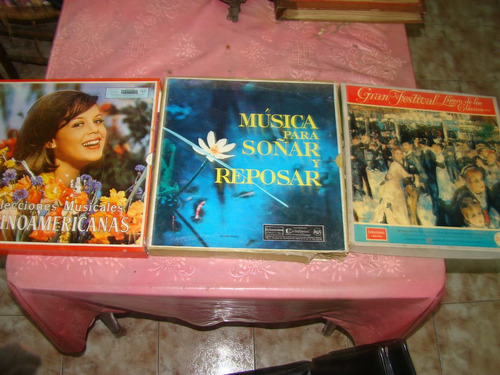 colecciones de discos de revista selecciones digest