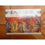 Antiguo Album Vida Y Color Serie Didacticas Mi Peru