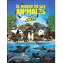 Album De Laminas, El Mundo De Los Animales Jet