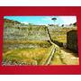 Postal Antigua Machu Picchu 1977 Terrazas Escalinata Swiss F