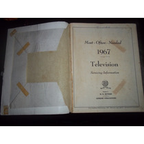 Antiguo Manual De Radio Tv Año 1967
