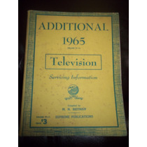 Antiguo Manual De Radio Tv Año 1965
