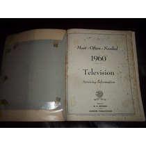 Antiguo Manual De Radio Tv Año 1960