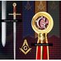 Espada Masonica Grande 120cm!!! Ceremonial Masones Templario