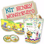 Kit Imprimible Henry Monstruito -fiesta Cumpleaños-candy Bar