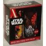 Star Wars Juego De 2 Mugs The Force Awakens ¡sólo 01 Caja!