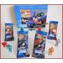 Dante42 Pack 07 Miniaturas Liga Justicia + Caja + Sobre 2013