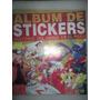 Album De Stickers Historia Del Anime En Peru