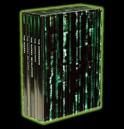 colecciones matrix & star trek