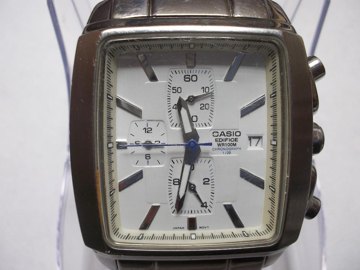 000 Edifice Preciosas relojCasio 509Original255 Colecciones hrdCsxoQtB