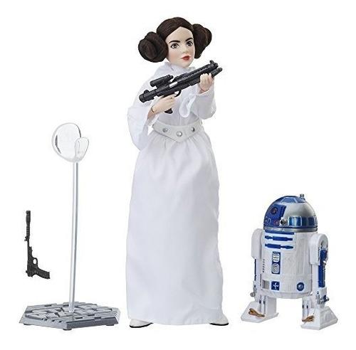 coleccionista de star wars doll leia fuerzas de destiny prin