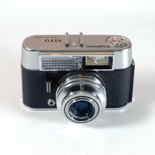coleccionista: voigtlander vito automatic, lanthar 50mm f2.8