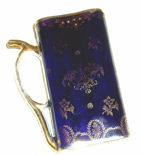 coleccionistas - jarra de porcelana de 1932 de karlsbad