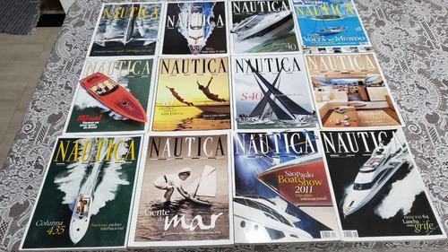 colecionador - revista náutica - ano 2011