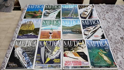 colecionador - revista náutica - ano 2014