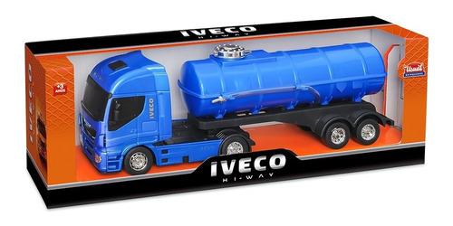coleção 4 caminhões iveco baú caçamba coletor lixo bombeiro
