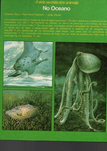 coleção 7 volumes a vida secreta dos animais temas e ano div