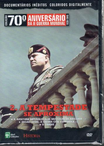 coleção 70 ª aniversário da segunda guerra mundial dvd 2
