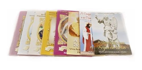 coleção 8 livrinhos - livro - tesouros da história