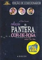 coleção a pantera cor de rosa box c/ 6 dvds lacrado original