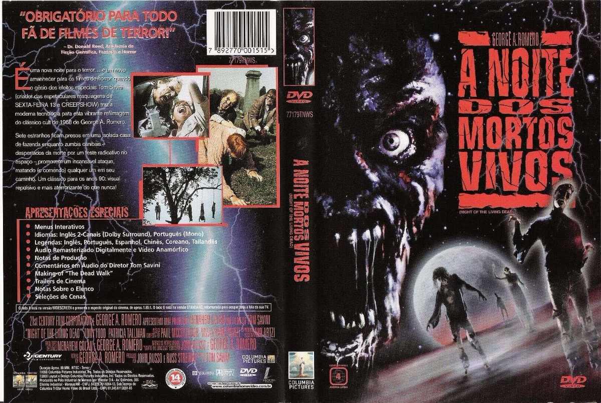 Filme Mortos Vivos intended for coleção a volta dos mortos vivos 7 dvds - r$ 29,99 em mercado livre